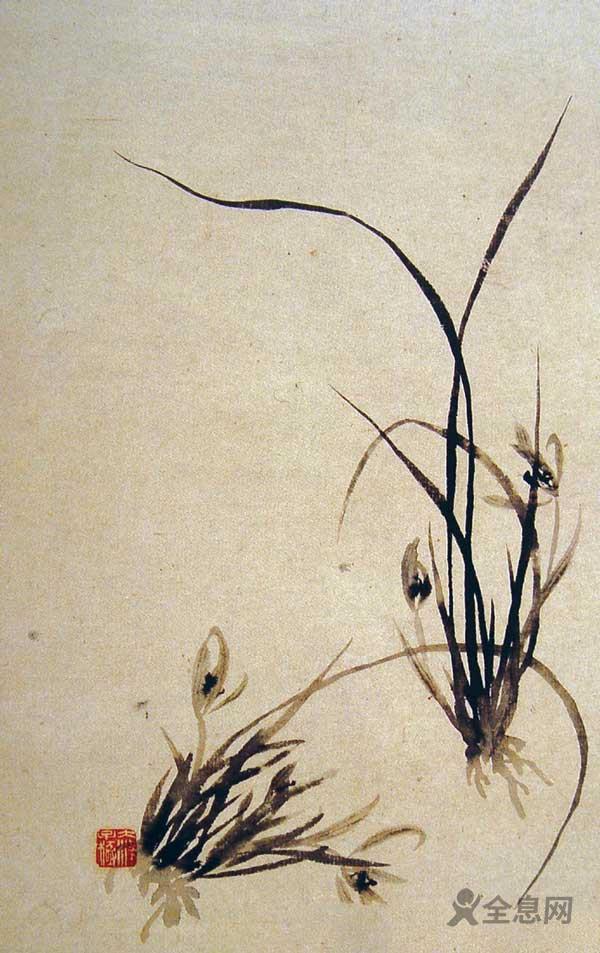 中国文化亮点|水墨画的韵味