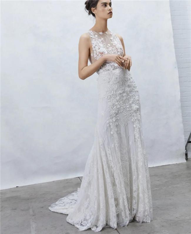 2022婚纱礼服流行趋势