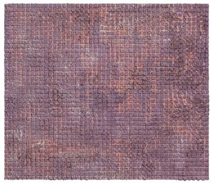 张志坚 《No.149》 120x140cm 油画 2019