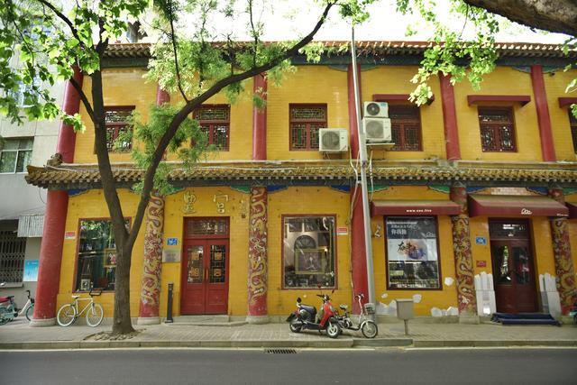 济南这座独特而优雅的照相馆,不少明星、名人曾在此留影