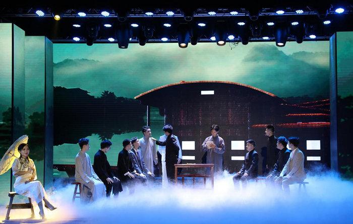 《百年风华》大型音乐史诗剧在京上演