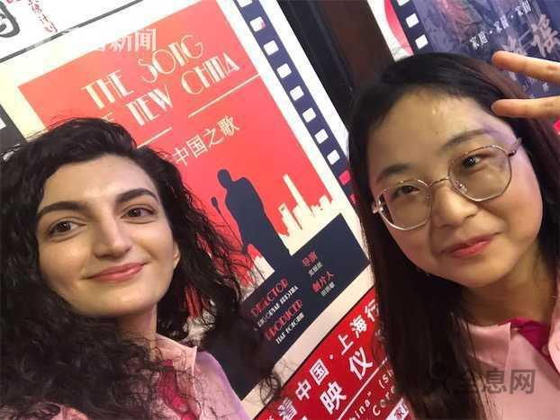 外国女孩创作《新中国之歌》引发国内外热烈反响