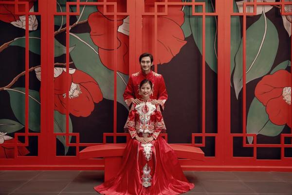 中国唐山梦想成影视基地-通达婚博婚俗产业园