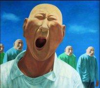 中国前卫美术巨头——方力钧