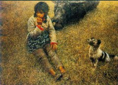 当代中国油画家——何多苓