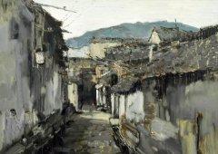 中国青年油画作品欣赏