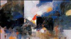 现代油画中水墨的渗透——王衍成油画作品欣赏